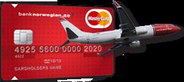 norwegian kreditkort