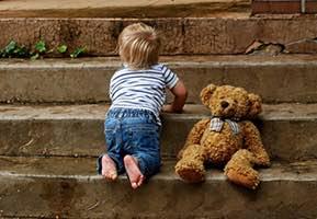 Teckna barnförsäkring