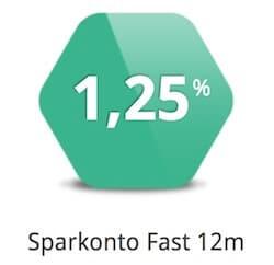 Sparkonto Fast HoistSpar