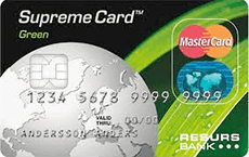 Supreme Card Green