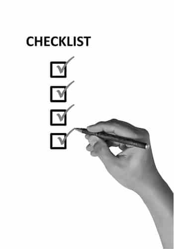 checklista för dig som ska bli borgensman