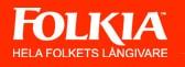 Låna hos Folkia
