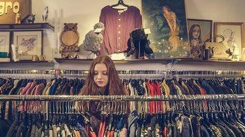 Dags att köpa nya kläder