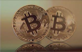 Bitcoin stiger i värde igen