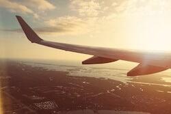 Ersattning vid forsenat flyg