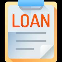 Låna av bank eller kreditinstitut
