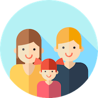 Bostadsbidrag till barnfamiljer