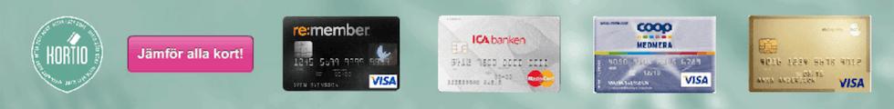 Ansök om ett kreditkort