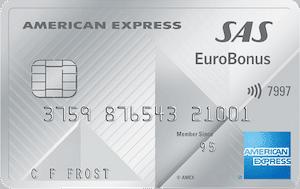 SAS EuroBonus American Express Premium Card