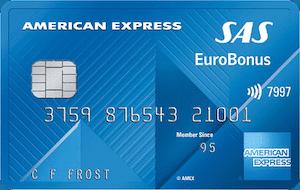 SAS EuroBonus American Express Classic Card