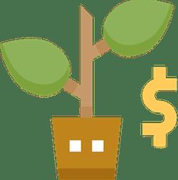 Spara i fonder