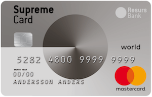 Supreme Card World